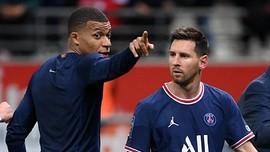 Anelka: Messi Harus Jadi Pelayan Mbappe di PSG