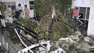 Sejumlah Roket Hantam Kabul, Dekat Pembangkit Listrik