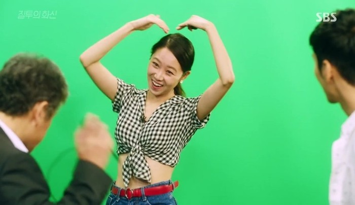 "Aktris ""Spesialis Komedi Romance"" memang sangat tepat diberikan pada aktris Gong Hyo Jin. The Master's Sun, It's Okay, That's Love, dan Jealousy Incarnate merupakan salah satu drama populer yang dibintangi ratu rom-com ini./Foto: mydramalist.com"
