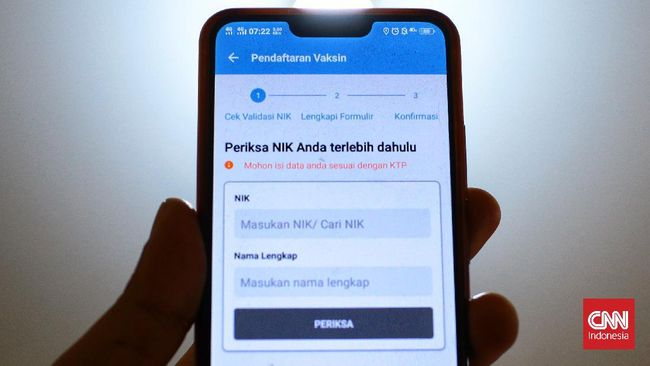 Pemerintah memastikan aplikasi PeduliLindungi menjadi sarana skrining yang digunakan dalam penyelenggaraan PON XX Papua.