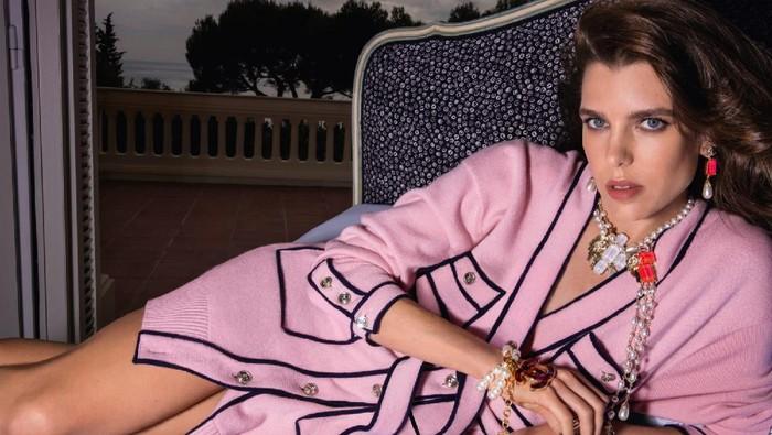Simak Gaya Putri Charlotte dari Monako, Bangsawan yang Pernah Jadi Bintang Iklan Gucci dan Chanel