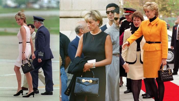 7 Tas yang Jadi Favorit Putri Diana! Ada yang Udah Nggak Dijual Lagi Ternyata