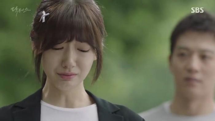 """""""Spesialis Orang Miskin"""" diberikan netizen kepada Park Shin Hye karena perannya di beberapa drama seperti Pinocchio, The Heirs, dan Doctors. Meski miskin, namun peran Park Shin Hye selalu digambarkan sebagai wanita tangguh dan inspiratif, lho./Foto: mydramalist.com"""