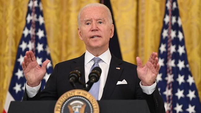 Insiden Kocak Presiden Biden Lupa Nama PM Australia