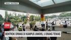 VIDEO: Bentrok Ormas di Kampus Unkris, 1 Orang Tewas