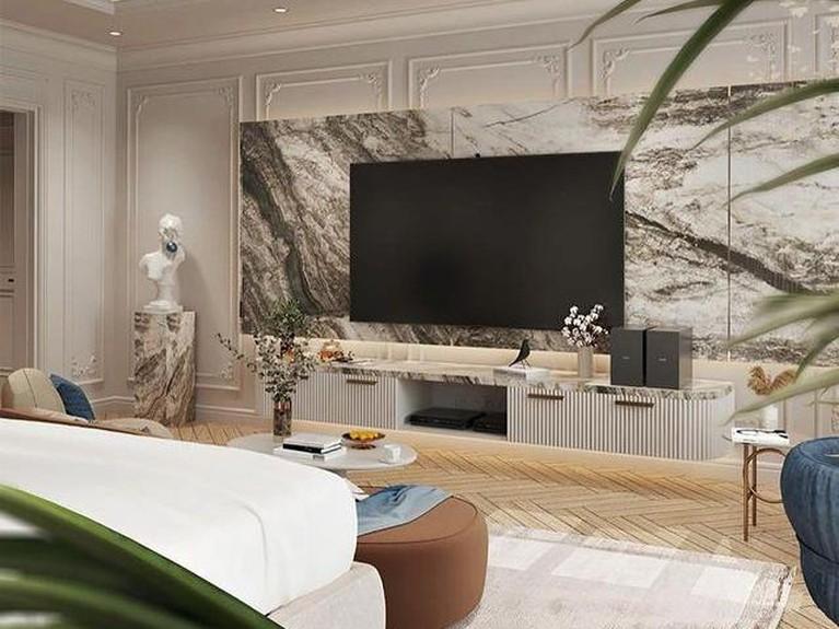 Raffi Ahmad dan Nagita mengunggah desain kamar di rumah mewah baru mereka yang sedang dibangun. Yuk intip!