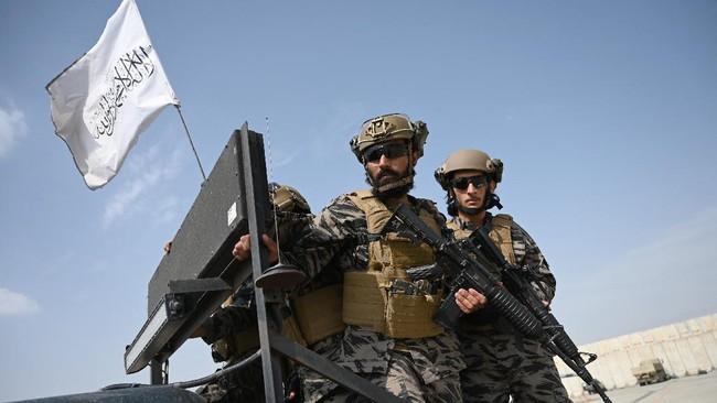 Taliban Akan Bentuk Pasukan Bersenjata Gandeng Tentara Lama