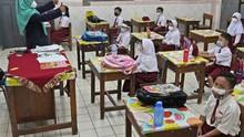 Dikbud Tepis 1.302 Klaster PTM: Sekolah Lapor Pernah Tertular