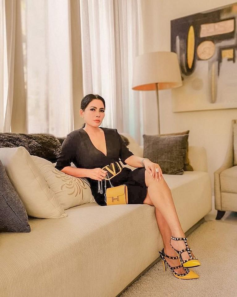 Potret Crazy Rich Surabaya Wanita 100 Hermes yang Tagih Medina Rp1 Miliar