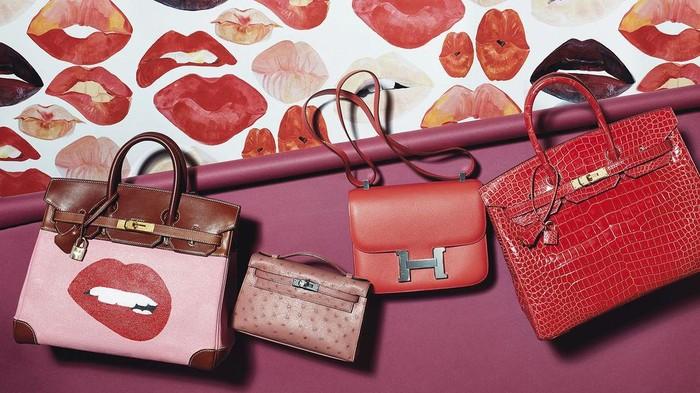 5 Rekor Penjualan Tas Hermes Paling Mahal! Ada yang Terbuat dari Rantai dan Emas, Segini Harganya!