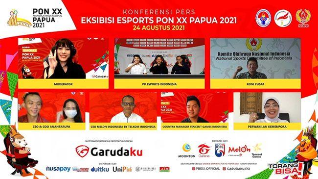 Lokapala, gim Multiplayer Online Battle Area (MOBA) besutan anak bangsa Indonesia dipastikan akan dipertandingkan di eksibisi eSports PON XX Papua 2021.