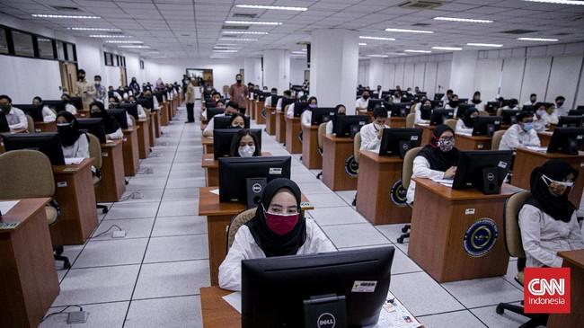 Pengumuman Hasil SKD CPNS 2021 Diundur Awal November
