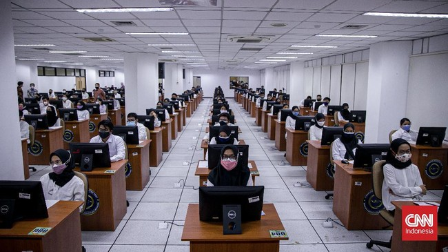 Daftar 166 Intansi Umumkan SKD CPNS & PPPK Non-Guru Pekan Ini