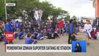 VIDEO: Pemerintah Izinkan Suporter Datang ke Stadion