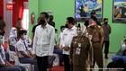 VIDEO: Jokowi Tinjau Serbuan Vaksinasi Di Bandar Lampung
