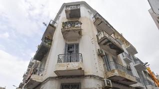 Nasib Rumah-rumah Art Deco di Tunisia Jadi Pembuangan Sampah