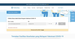 3 Lembaga Negara Bergerak Usai Sertifikat Vaksin Jokowi Bocor