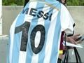 VIDEO: Meski Kalah, Fan Venezuela Senang Bisa Lihat Messi