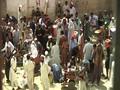 VIDEO: Warga Afghanistan Menumpuk di Perbatasan Pakistan