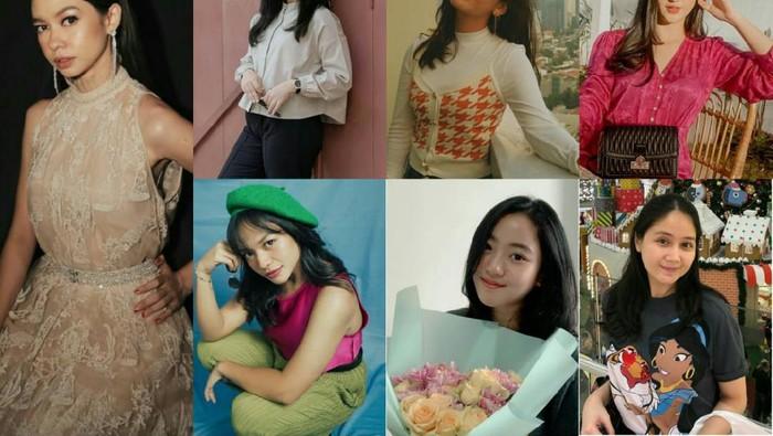 Bikin Pangling. 7 Transformasi Aktris Cilik Indonesia Era 2000-an yang Kini Beranjak Dewasa