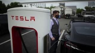Tesla Kena Denda Rp1,95 T Karena Kasus Rasis Karyawan