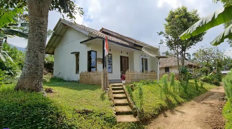 Rumah wanita keturunan Belanda di Garut