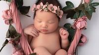 <p>Bayi yang diberi nama Sarah Eliana Purnama itu lahir pada Kamis, 26 Agustus 2021 lalu. (Foto: Instagram @btpnd)</p>