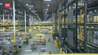 VIDEO: Amazon Buka 55 Ribu Lowongan Kerja di Seluruh Dunia