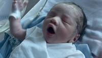 <p>Nama bayinya bagus, Bunda. Namanya Ryuga Rafif Atharrazka yang artinya anak pertama yang kaya dan berani, soleh, berakhlak baik, dan memiliki keberuntungan rezeki yang bersih. (Foto: Instagram @ryugarafifatharrazka)</p>