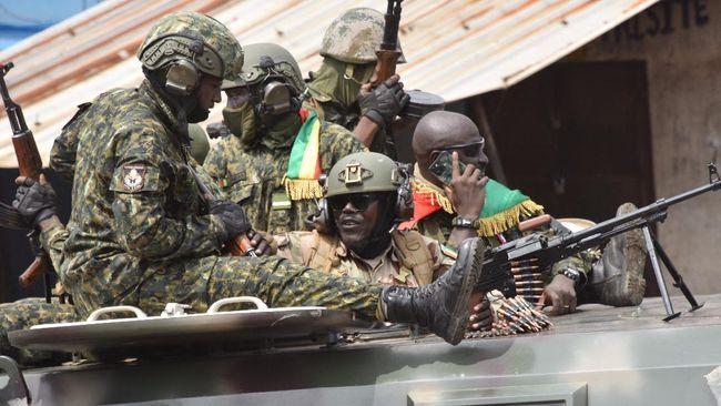 Kudeta di Guniea dilancarkan oleh kelompok militer negara itu, terutama pasukan khusus, berikut kronologinya.