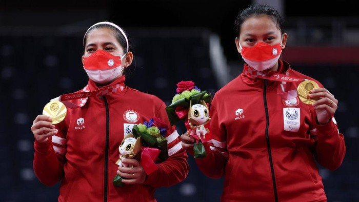 Mengenal Leani - Alim, Peraih Medali Emas Paralimpiade 2020 yang Miliki Kisah Inspiratif