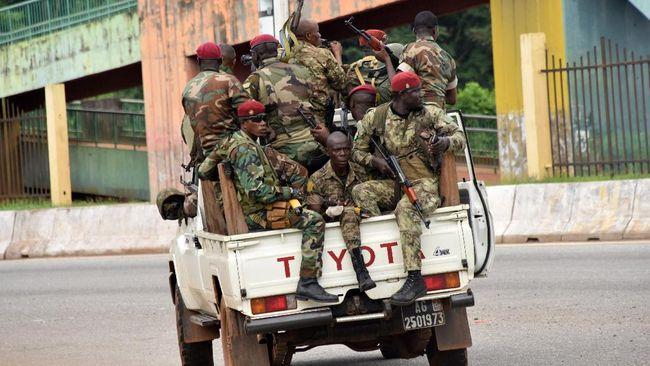 Laga Guinea vs Maroko yang merupakan Kualifikasi Piala Dunia 2022 ditunda setelah terjadi kudeta oleh kelompok militer di negara tersebut.