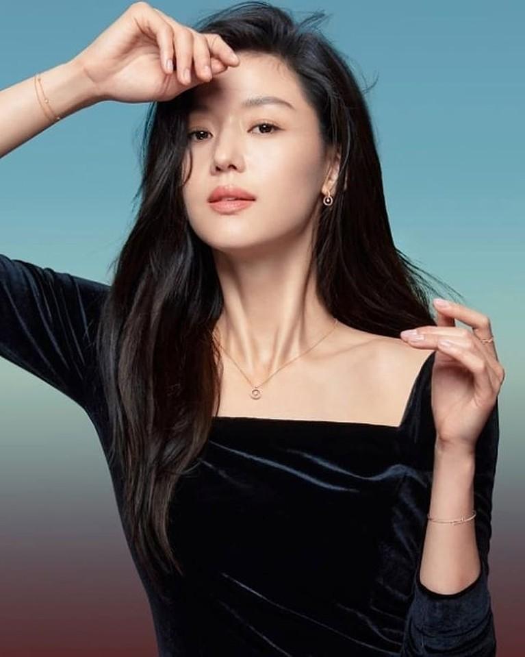 Pesona Jun Ji Hyun Aktris Termahal Korea Selatan 2021