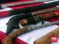Mengenal Guma dan Senjata Tradisional Khas Sulawesi Tengah