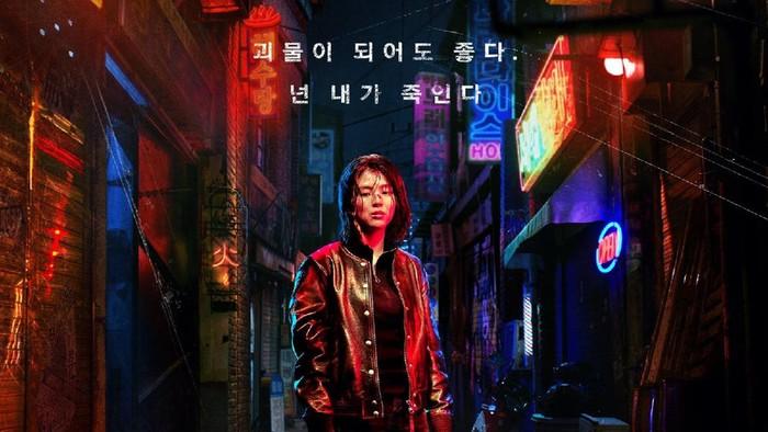 Han So Hee Tampil 'Ganas' di Poster Drama Terbaru yang Tayang di Netflix!