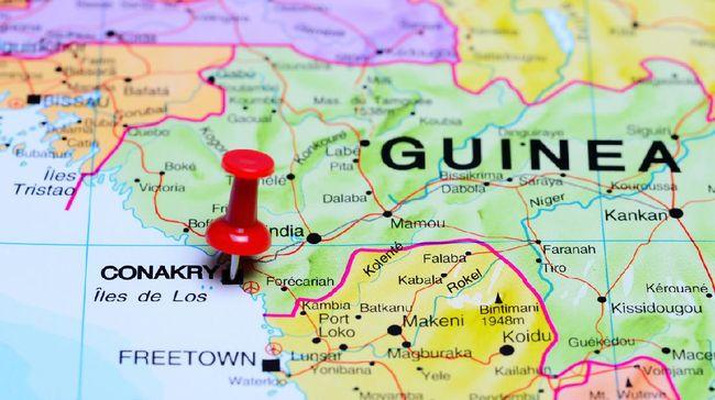 Berikut sekilas tentang sejarah negara Guinea hingga masa pemerintahannya sekarang.