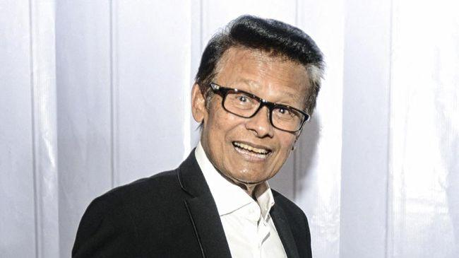 Musisi senior dan presenter Koes Hendratmo meninggal dunia pada Selasa (7/9).