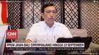 VIDEO: PPKM Jawa Bali Diperpanjang Hingga 13 September
