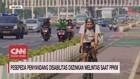 VIDEO: Pesepeda DIsabilitas Diizinkan Melintas di Masa PPKM