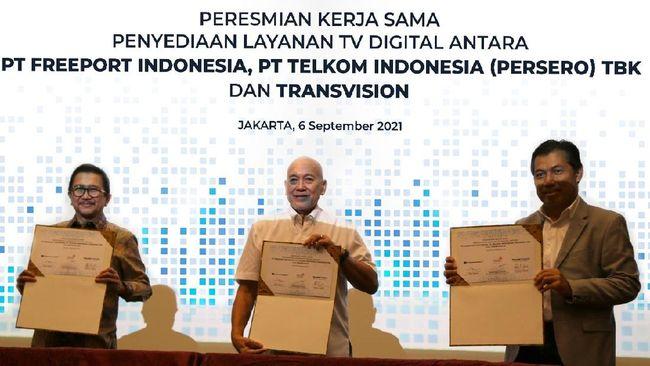 Selama puluhan tahun, Transivision hadir sebagai penyedia layanan tayangan televisi di berbagai perusahaan industri, mining, dan migas ternama Indonesia.