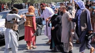 Deret Kekerasan Taliban Respons Demo Warga Afghanistan