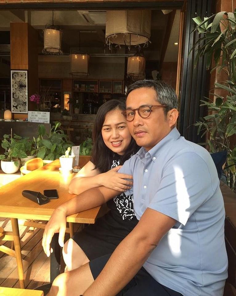 Anggi Kadiman adalah mantan istri pertama Tora Sudiro sebelum menikah dengan Mieke Amalia. Yuk intip potretnya!