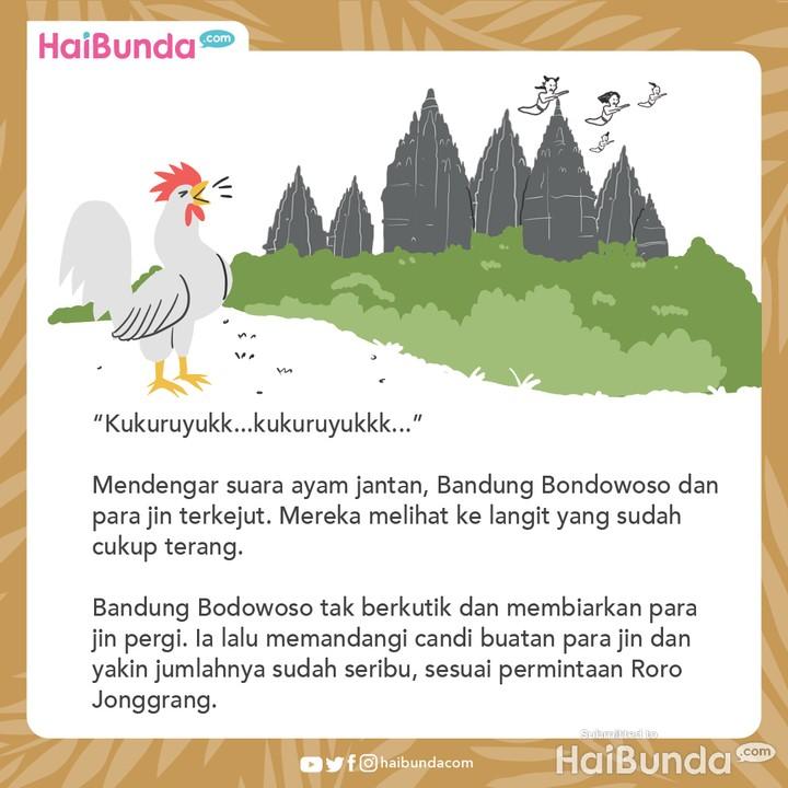 Cerita Nusantara Roro Jonggrang