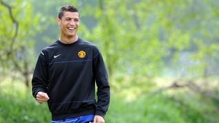 Pemain Muda MU Permalukan Fred pada Latihan Perdana Ronaldo