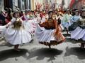 FOTO: Morenada, Warisan yang Diperebutkan Bolivia dan Peru