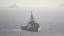 Kapal Perang Inggris Lewat Selat Taiwan, China Berang