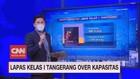 VIDEO: Lapas Kelas I Tangerang Over Kapasitas