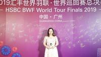 <p>Selain itu, Leani mendapatkan gelar atlet parabadminton putri terbaik dari Federasi Badminton Dunia (BWF) selama dua tahun berturut-turut pada 2018-2019. Luar biasa ya, Bunda?(Foto: Instagram @oktila_lr)</p>