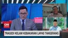 VIDEO: Tragedi Kelam Kebakaran Lapas Tangerang