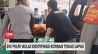 VIDEO: DVI Polri Mulai Identifikasi Korban Tewas Lapas